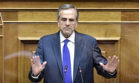 Σαμαράς για Παπασταύρου: Λυπάμαι τον Τσίπρα, επεδίωξε μια Ελλάδα – Μπανανία