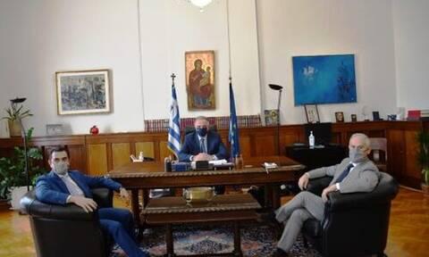 Καλαφάτης: Έργα που αφορούν τη Θεσσαλονίκη μπορούν να ολοκληρωθούν πιο γρήγορα