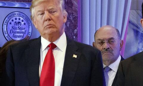 Προβλήματα για τον Τραμπ: Παραδόθηκε στην εισαγγελία ο οικονομικός διευθυντής του Trump Organization