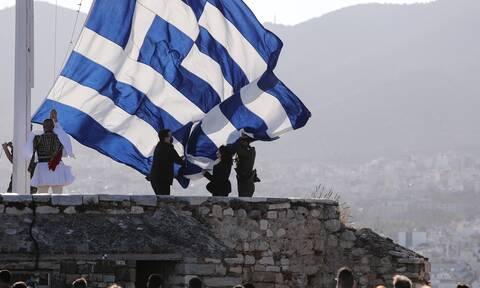 Ο Έλληνας δεν φοβερίζεται…