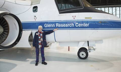 ΗΠΑ: Αυτή είναι η 82χρονη που θα πετάξει με τον Τζεφ Μπέζος στο διάστημα στις 20 Ιουλίου
