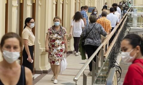 Συναγερμός στη Ρωσία για τον κορονοϊό: Αυστηρά μέτρα θέλει το Κρεμλίνο