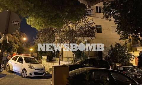 Ρεπορτάζ Newsbomb.gr: Ισχυρές αστυνομικές δυνάμεις στο σημείο της σύλληψης του Χρήστου Παππά