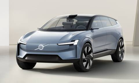 Volvo: Το Concept Recharge είναι ένα μανιφέστο του ηλεκτρικού της μέλλοντος