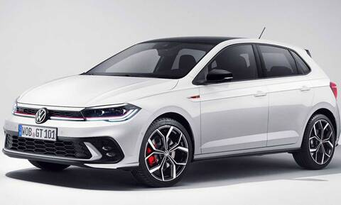 Eπίσημο: Αυτό είναι το νέο VW Polo GTI