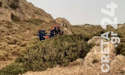 Κρήτη: Έτσι βρήκαν την 29χρονη Γαλλίδα - Η επιχείρηση της ΕΜΑΚ για τον εντοπισμό της