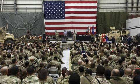 Οι ΗΠΑ αποχωρούν από την κύρια στρατιωτική τους βάση στο Αφγανιστάν