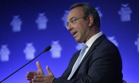 Σταϊκούρας: Να δοθούν περισσότεροι πόροι από τις τράπεζες στις μικρομεσαίες επιχειρήσεις