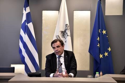 Σχοινάς: Δύο ΕΣΠΑ μαζί τα επόμενα 7 χρόνια στην Ελλάδα - Ωφελημένη από το Ταμείο Ανάκαμψης