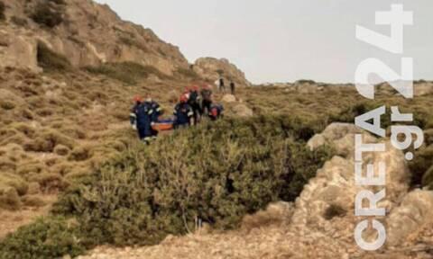 Пропавшая туристка из Франции найдена мертвой на Крите