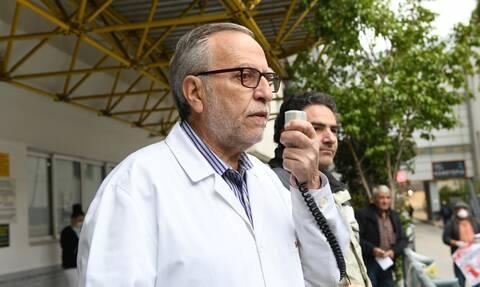 Νοσοκομείο «Ευαγγελισμός»: Πρόεδρος του ΣΕΝΕ ο Γιώργος Φερεντίνος στη θέση του Ηλία Σιώρα