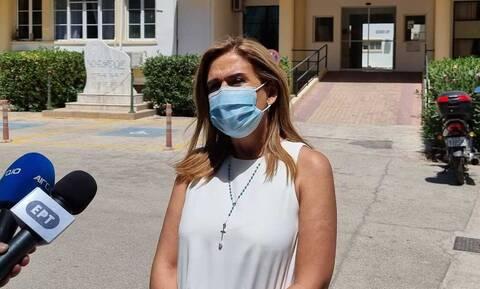 Ζωή Ράπτη από Λέρο: Δημιουργούμε άμεσα νέο τμήμα οξέων περιστατικών