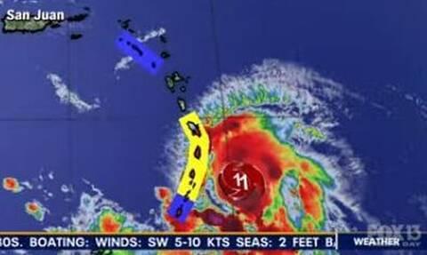 Η «Έλσα» ενισχύεται, γίνεται τυφώνας και πλήττει την Καραϊβική