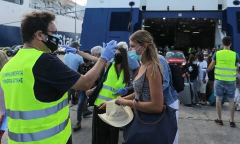 Διακοπές σε νησιά: Τι αλλάζει από Δευτέρα - Κανείς σε πλοίο χωρίς Green pass ή αρνητικό τεστ