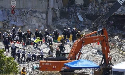 Φλόριντα: Στους 22 οι νεκροί από την κατάρρευση της πολυκατοικίας - Στους 126 οι αγνοούμενοι