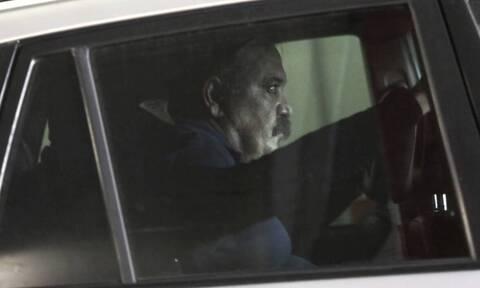 Στις φυλακές Δομοκού ο Χρήστος Παππάς - Πώς πέρασε την πρώτη νύχτα
