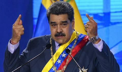 Βενεζουέλα: Ο Νικολάς Μαδούρο κατηγορεί τις ΗΠΑ ότι σχεδιάζουν τη δολοφονία του