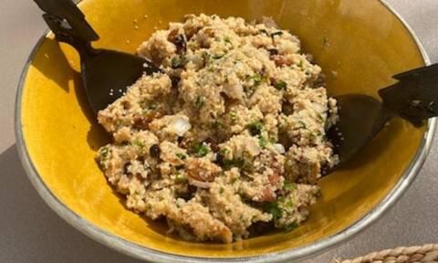 Γράφει η Majenco για το Queen.gr: Η πιο εύκολη και νόστιμη συνταγή για Vegan Μαροκινό couscous είναι αυτή