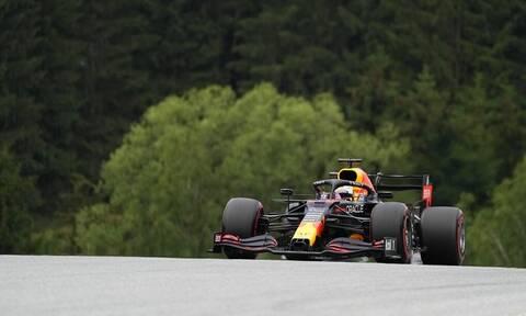 Formula 1: Δεν... πιάνεται ο Φερστάπεν! Εκτός τριάδας ο Χάμιλτον (photo+video)