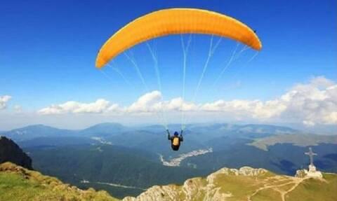 Συναγερμός στον Παρνασσό για αγνοούμενο αεροπτεριστή - Σε εξέλιξη έρευνες