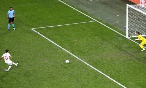 Euro 2020: Η τηλεθέαση χτύπησε κόκκινο! Το πέναλτι που παρακολούθησαν 9.700.000 Ισπανοί (video)