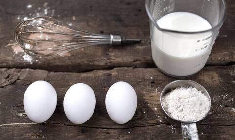 Τέσσερις άγνωστες χρήσεις του baking powder