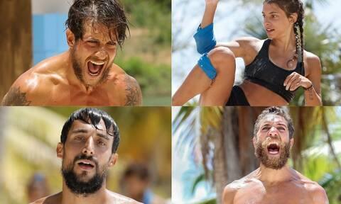 Survivor Ημιτελικός: Πώς έφτασαν μέχρι εδώ οι παίκτες - Όσα είδαμε τους 6 μήνες στον Άγιο Δομίνικο