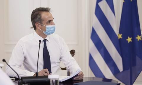 Νέο μήνυμα Μητσοτάκη στους ανεμβολίαστους: «Δεν θα πληρώσουν το μάρμαρο οι εμβολιασμένοι»