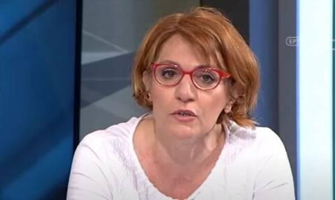 Θεανώ Καπέτη στο Newsbomb.gr: Το αντεργατικό έκτρωμα είναι απαίτηση των μονοπωλιακών ομίλων
