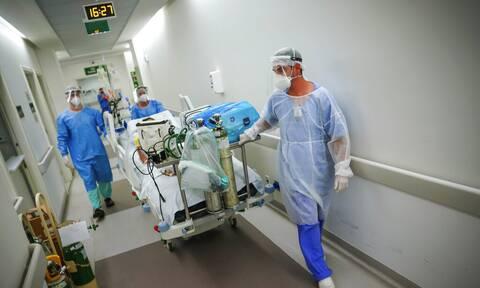 Κορονοϊός – Βραζιλία: 1.635 νέοι θάνατοι και σχεδόν 55.000 κρούσματα τις τελευταίες 24 ώρες