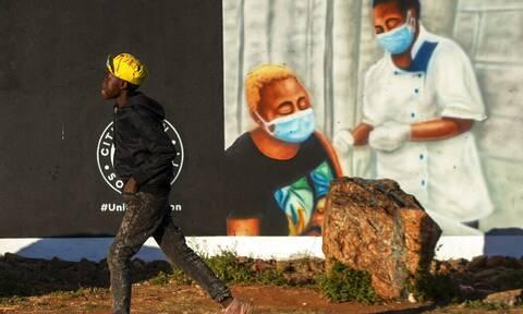 Κορονοϊός: Νέο ρεκόρ 26.000 ημερήσιων κρουσμάτων στη Νότια Αφρική