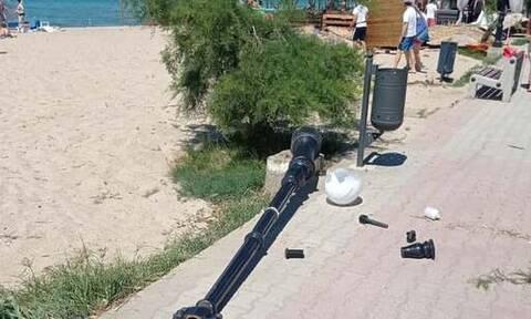 Xαλκιδική: Ανεμοστρόβιλος «χτύπησε» τα Ν. Μουδανιά - Τέσσερα άτομα τραυματίστηκαν σοβαρά