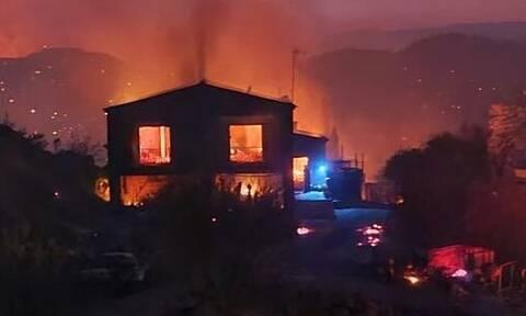 Φωτιά στην Κύπρο: «Τραγωδία χωρίς προηγούμενο» με 4 νεκρούς και 55.000 στρέμματα στάχτη