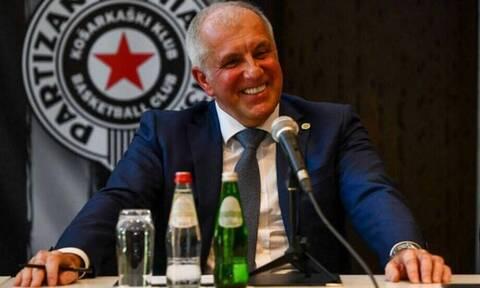 Παρτιζάν: Ετοιμάζει νέα «βόμβα» ο Ομπράντοβιτς - Η επόμενη κίνηση μετά τον Πάντερ