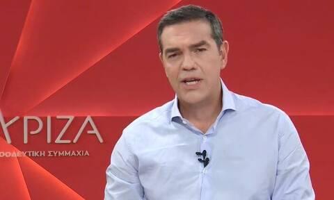 ΣΥΡΙΖΑ: LIVE η ομιλία του Αλέξη Τσίπρα στην Προγραμματική Συνδιάσκεψη
