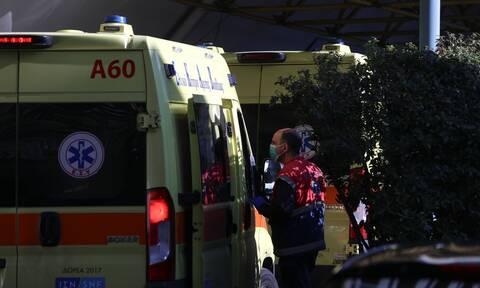 Κρήτη: Τροχαίο δυστύχημα στο Ρέθυμνο - Νεκρός 46χρονος οδηγός μηχανής