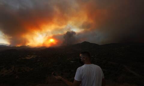 Κύπρος: Εικόνες Αποκάλυψης από την φονική πυρκαγιά- «Η μεγαλύτερη τραγωδία από την εισβολή του 1974»