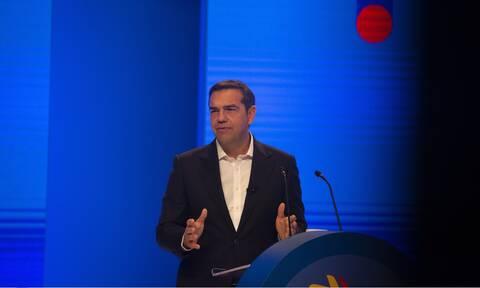 Αλέξης Τσίπρας: Θέλουμε να νικήσουμε τη Δεξιά για να επιστρέψει η δικαιοσύνη στον τόπο