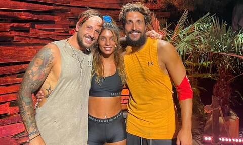 Σάκης - Μαριαλένα - Ηλίας - Survivor Ημιτελικός