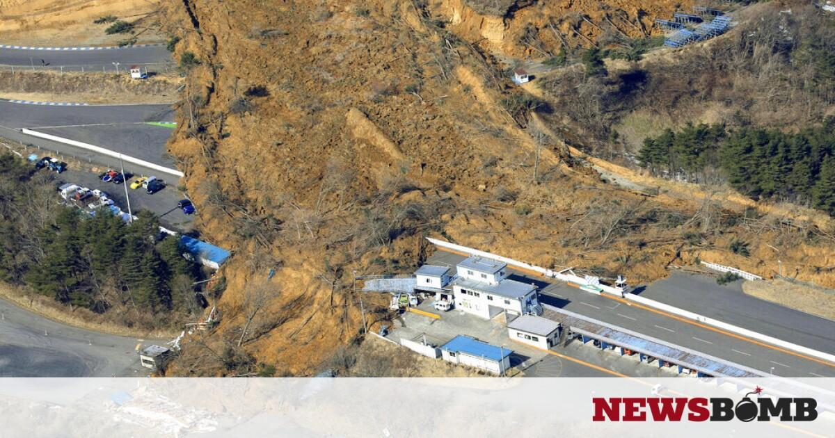 facebookjapan landslide