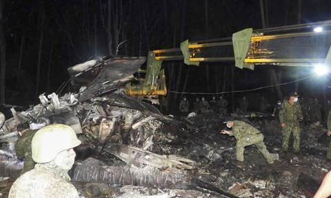 Τραγωδία στις Φιλιππίνες: Στους 50 οι νεκροί από τη συντριβή του C-130