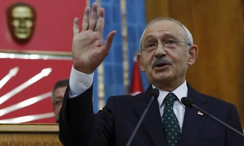 Κιλιτσντάρογλου: Η κυβέρνηση θέλει να με φυλακίσει. Ας κάνει ο Ερντογάν άρση της ασυλίας μου