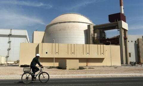 Ξανά σε λειτουργία ο μοναδικός πυρηνικός σταθμός του Ιράν
