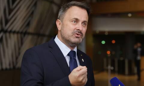 Λουξεμβούργο: Στο νοσοκομείο με κορονοϊό ο πρωθυπουργός