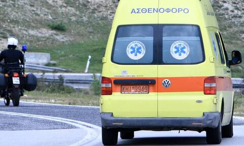 Κρήτη: Σοβαρό τροχαίο στο Ηράκλειο - Φορτηγό παρέσυρε πεζό