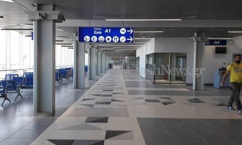 Ηράκλειο: Τουρίστας πήγε στο αεροδρόμιο για να ταξιδέψει ενώ είχε θετικό τεστ κορονοϊού