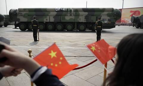 Κινεζικός πύραυλοσ
