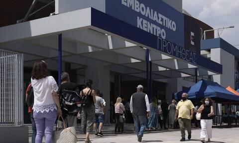 Εμβολιασμοί στην Ελλάδα: Ποια περιοχή αναδεικνύεται «πρωταθλήτρια» - Οι ουραγοί της λίστας