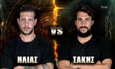 Νικητής Survivor: Η μεγάλη «μάχη» του Σάκη Κατσούλη με τον Ηλία Μπόγδανο – Ποιος έχει προβάδισμα