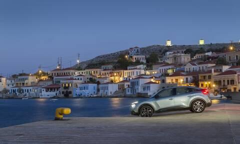 Citroën: Οδηγούμε το μέλλον στη Χάλκη!